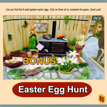 Image of Seasonal Products by R&C  Easter Games & Puzzles Bundle G1-4