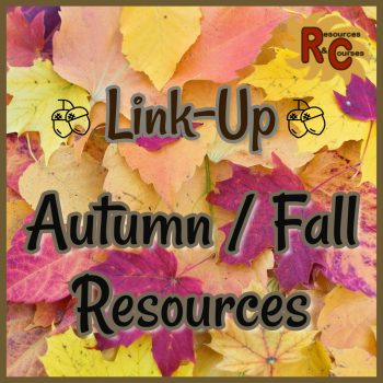 Fall Teacher Resources LinkUp Parties image