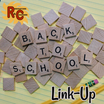 Back to School Teacher Resources LinkUp  Parties image