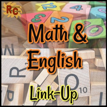 Math & English Linkup Image