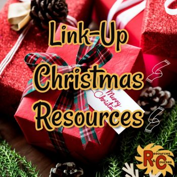 Christmas linkup party image