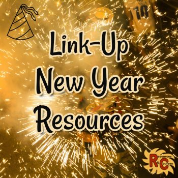 Teacher NewYear Linkup Image