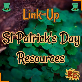 St Pat's Day Teacher Linkup Image
