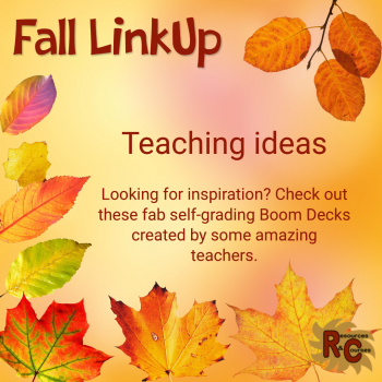 Fall Teacher LinkUp Image